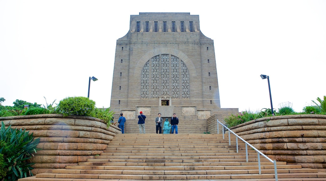 Voortrekker Monument showing a monument