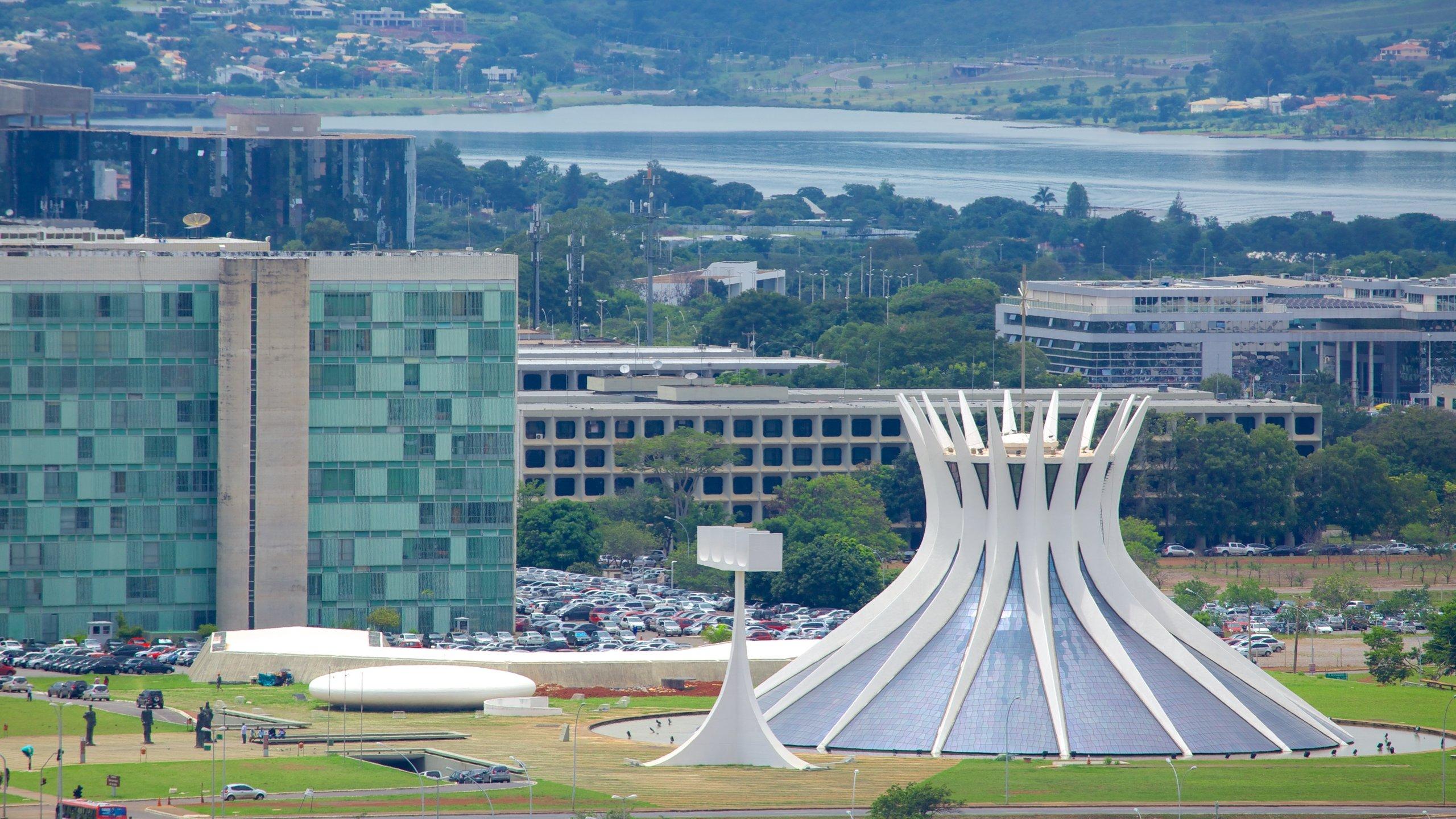 Eixo Monumental, Brasilia, Distrito Federal (staat), Brazilië