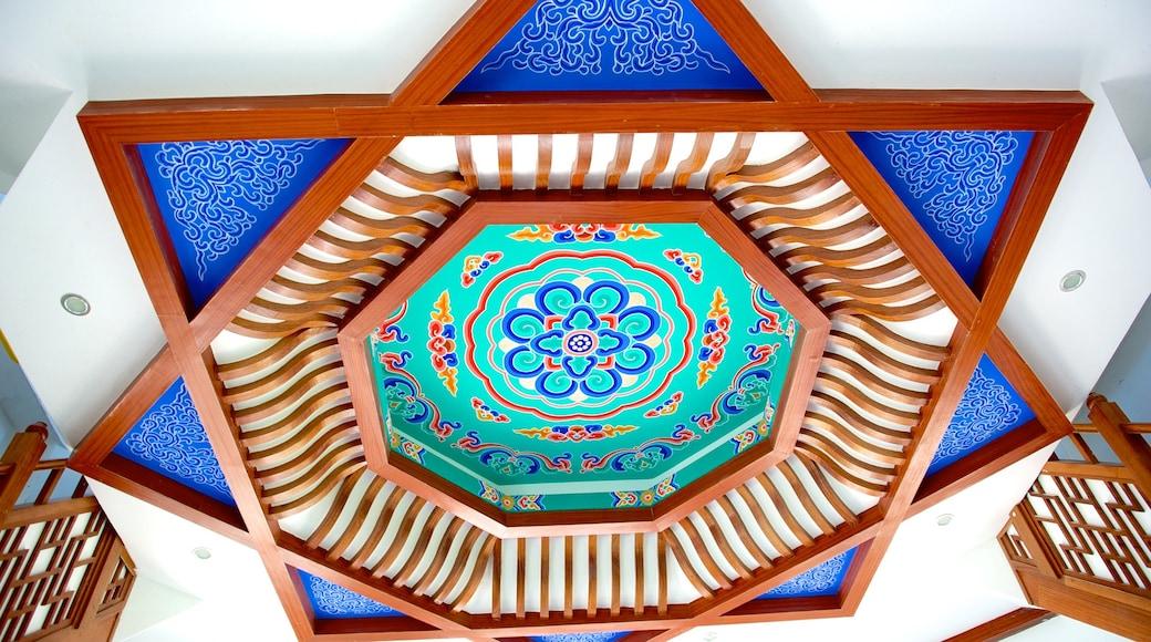 Parque Xiaoyushan ofreciendo vistas interiores y patrimonio de arquitectura