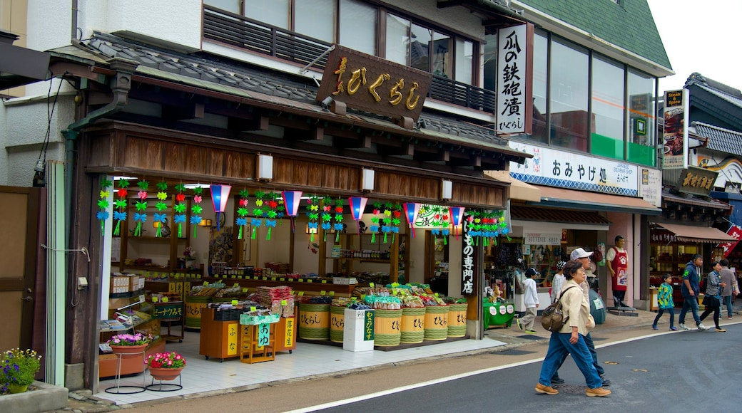 Narita som viser gatescener