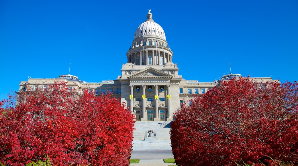 Boise johon kuuluu vanha arkkitehtuuri