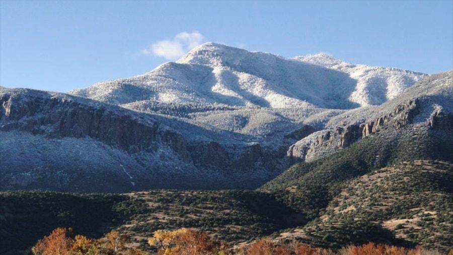 Sierra  Vista 其中包括 山