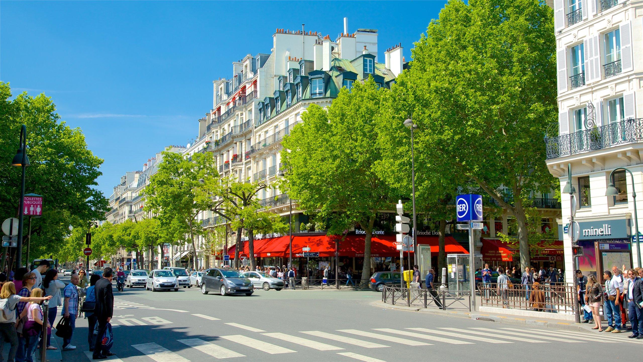 Latin, Paris, France