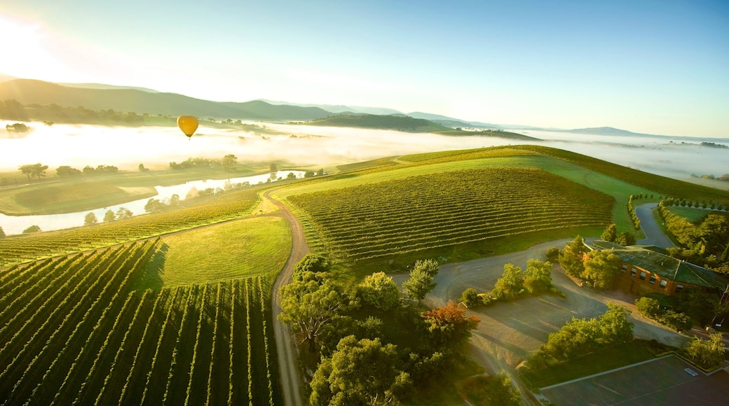 Yarra Valley which includes a sunset, general coastal views and landscape views