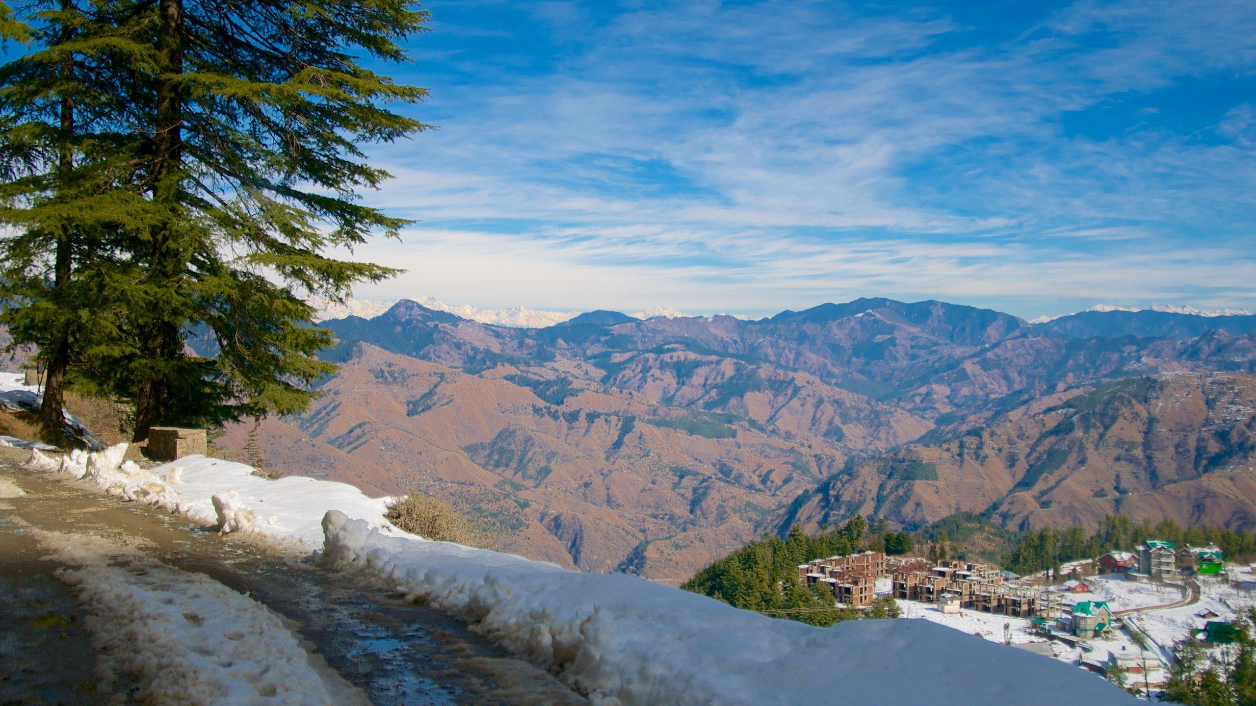 Mashobra, Shimla, Himachal Pradesh, Indien