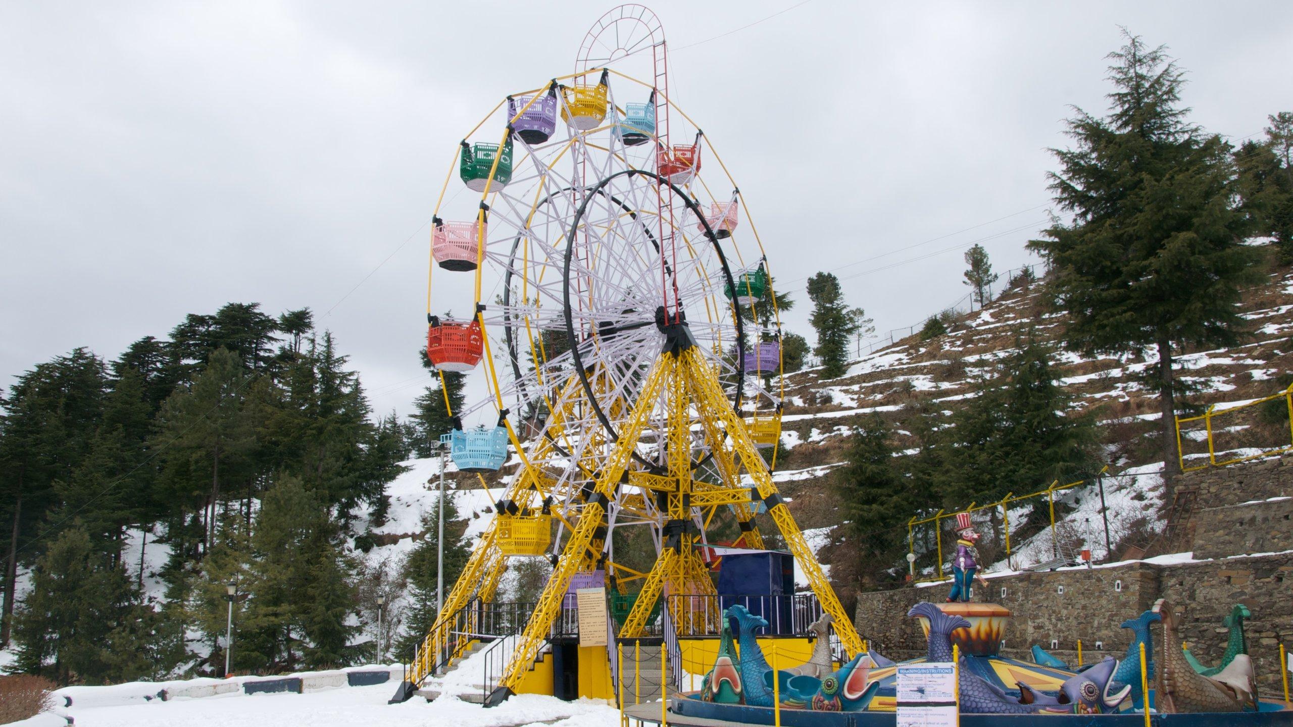 Theog, Himachal Pradesh, Indien