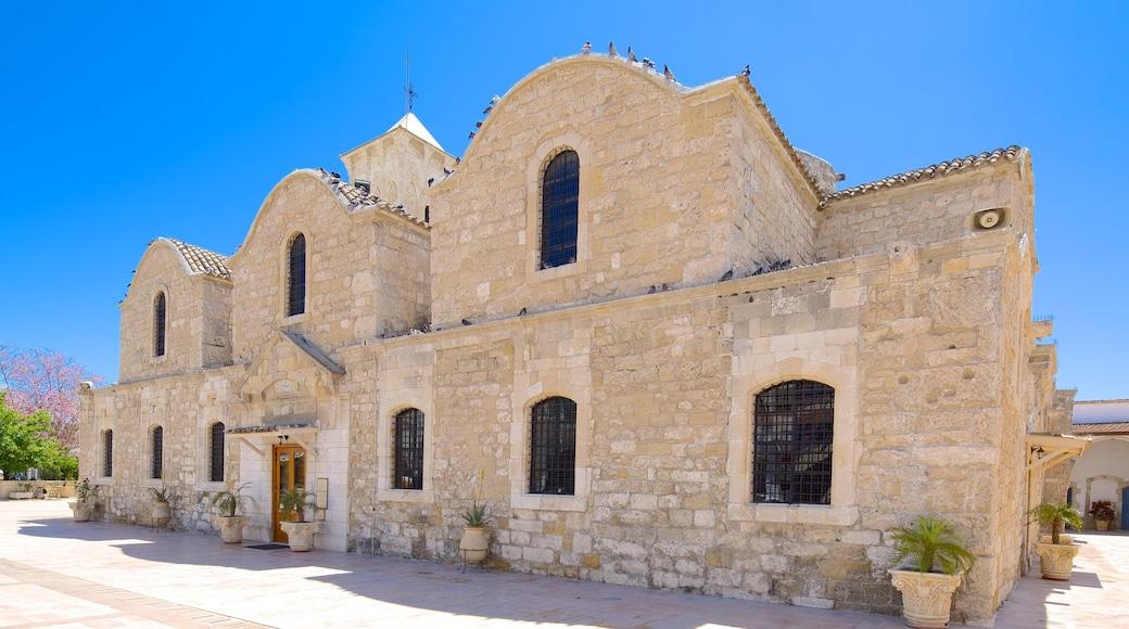 Église de Saint Lazarus montrant aspects religieux, patrimoine architectural et église ou cathédrale