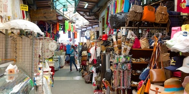 Old Town of Limassol featuring markets