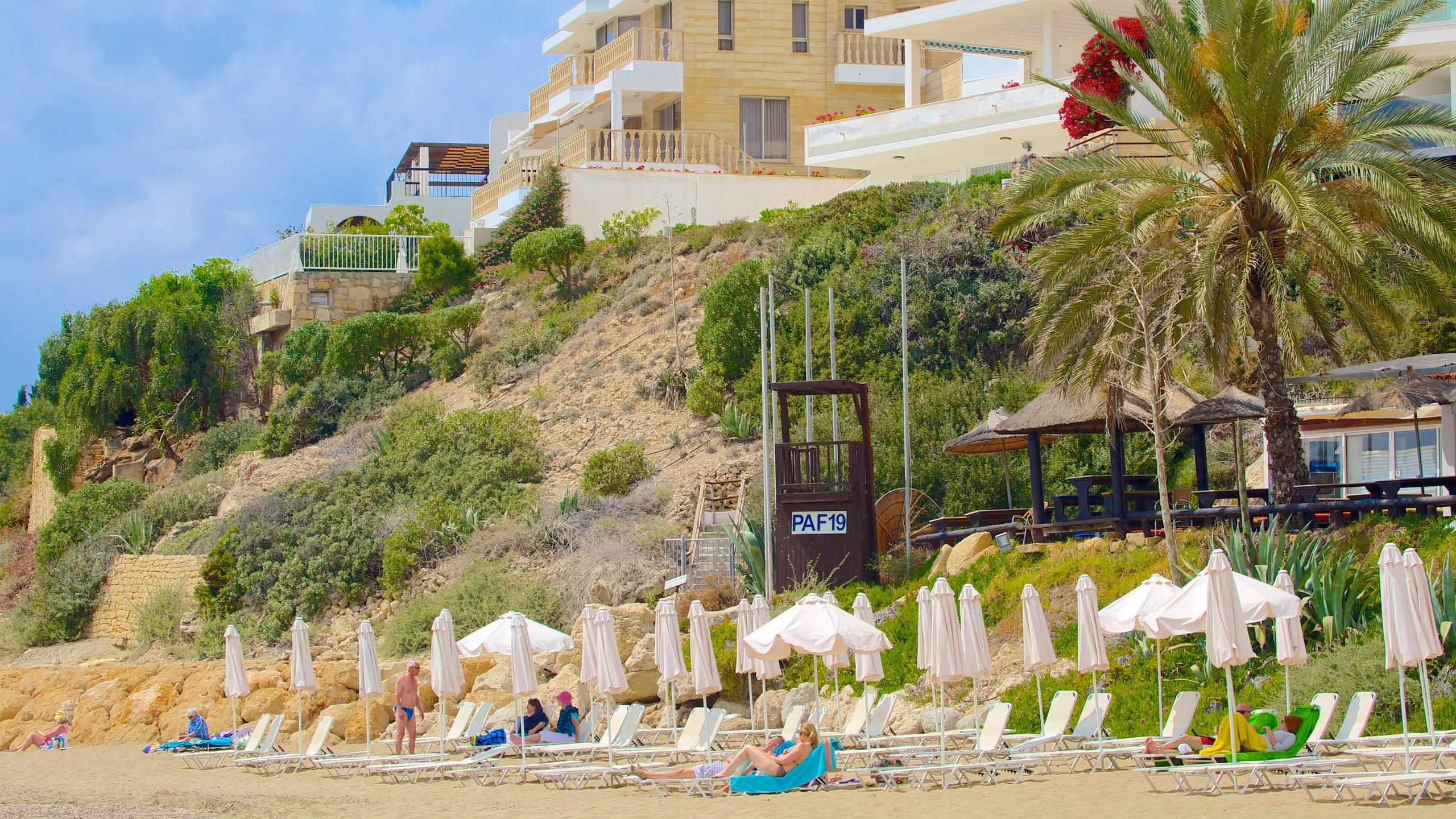 Coral Bay Beach, Pegeia, Cyprus