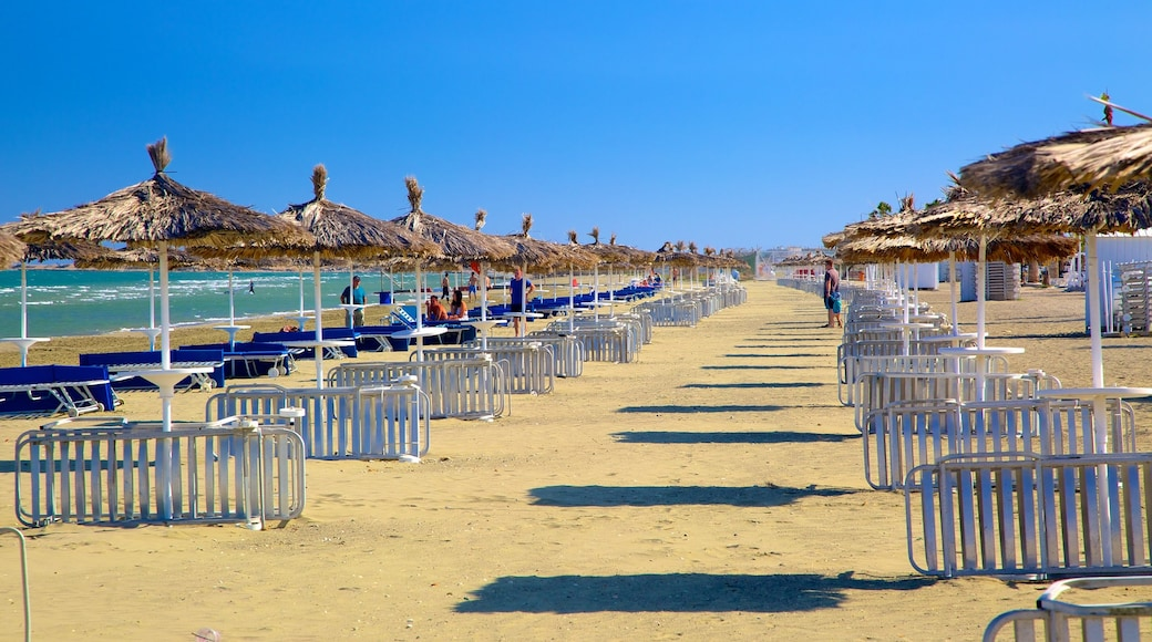 Larnaca qui includes plage