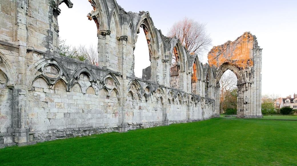 聖母修道院 其中包括 遺址