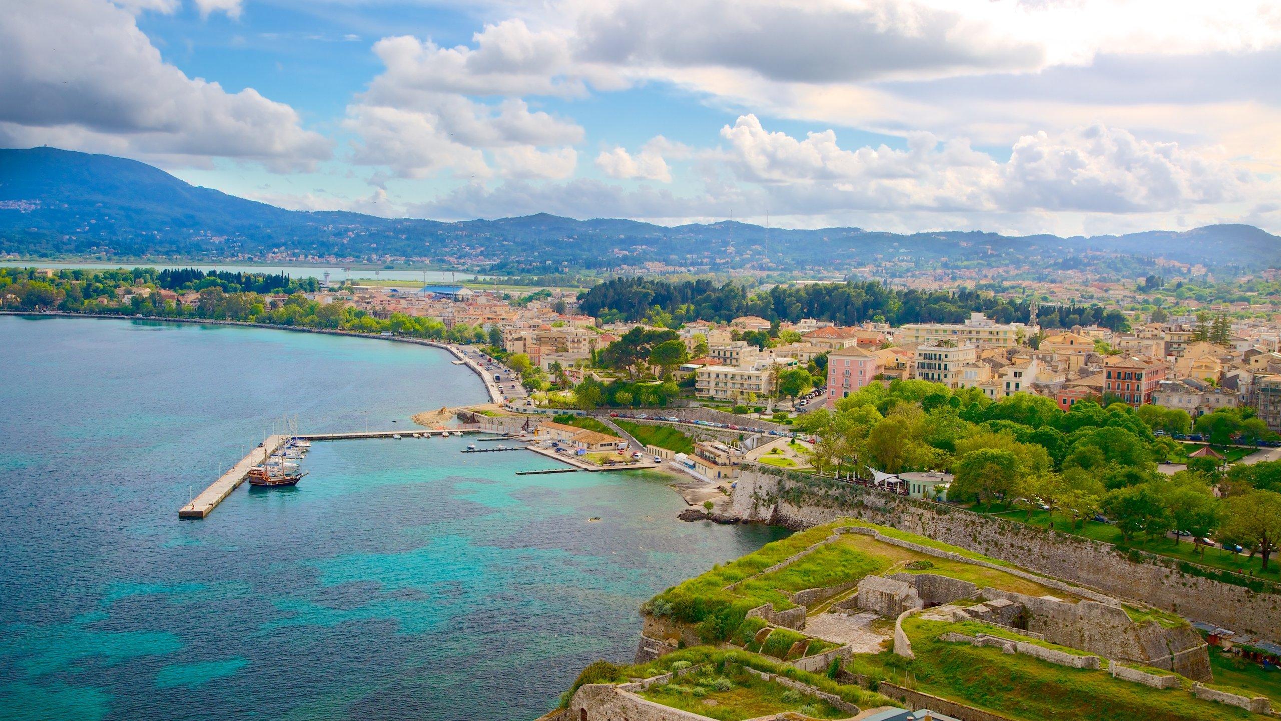 Departement Korfoe, Regio van de Ionische Eilanden, Griekenland