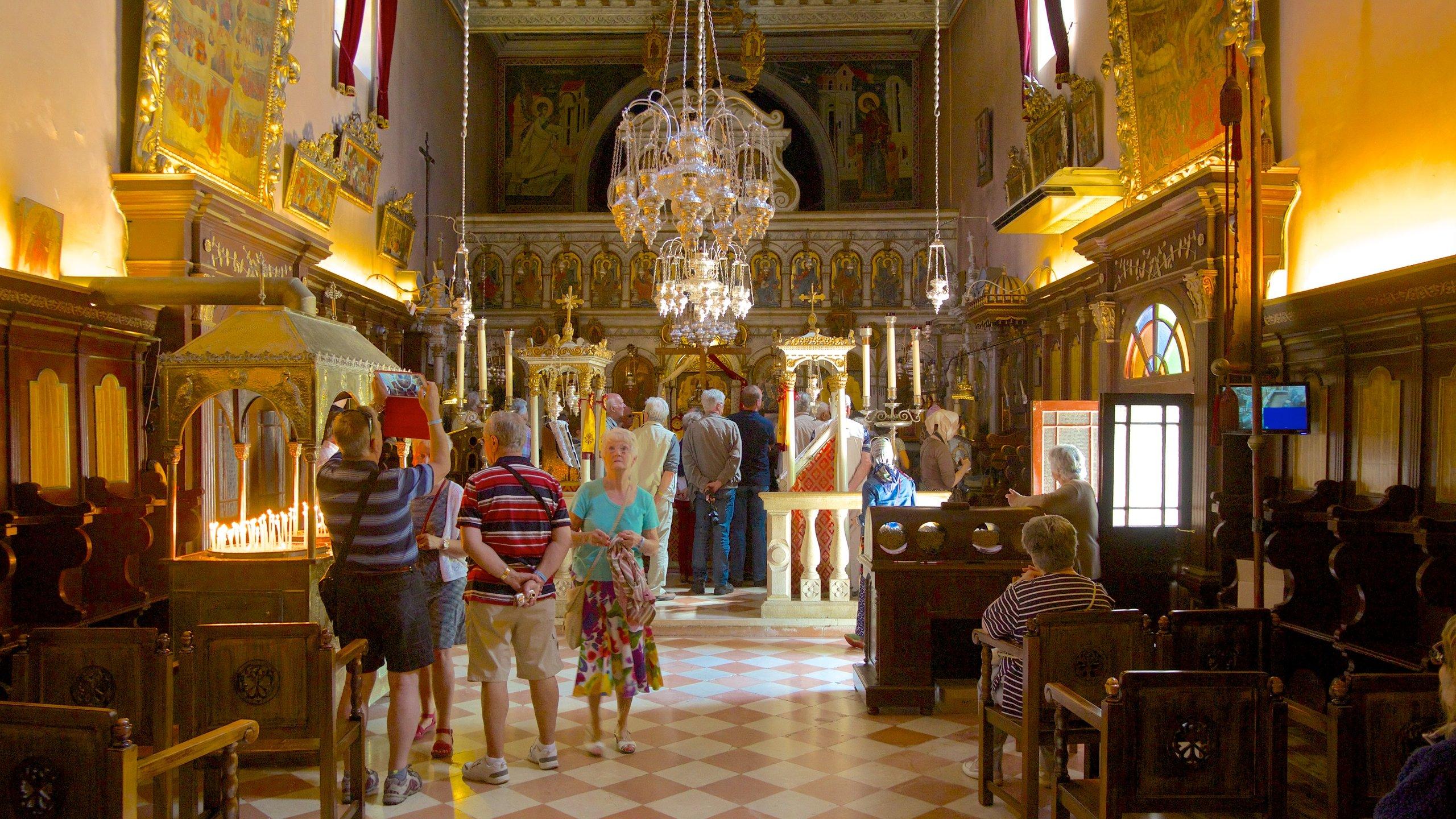 Paleokastritsa Monastery, Corfu, Ionian Islands Region, Greece