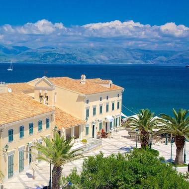 Port of Corfu
