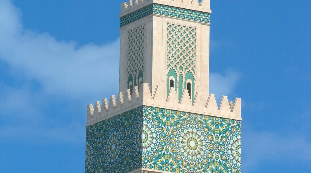 Medersa Ben Youssef mettant en vedette patrimoine historique