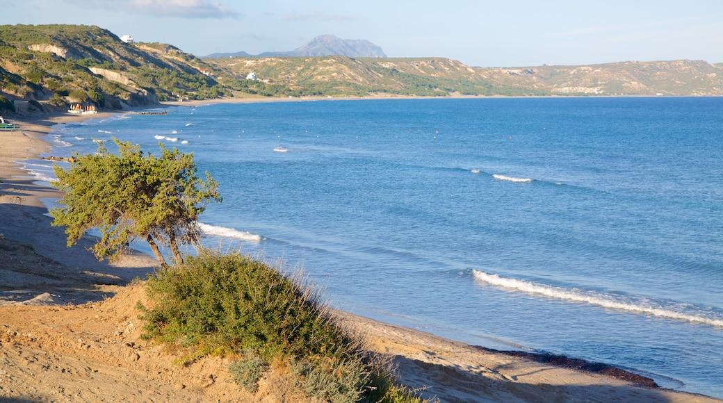 Paradise Beach che include vista della costa e spiaggia sabbiosa