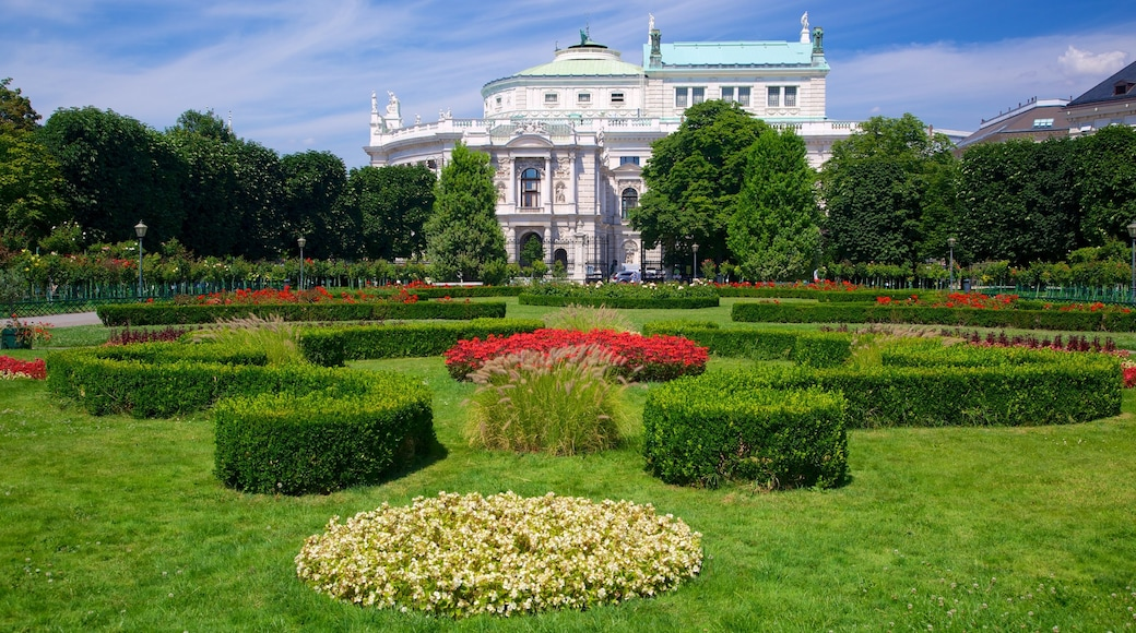 People\'s Garden which includes a garden