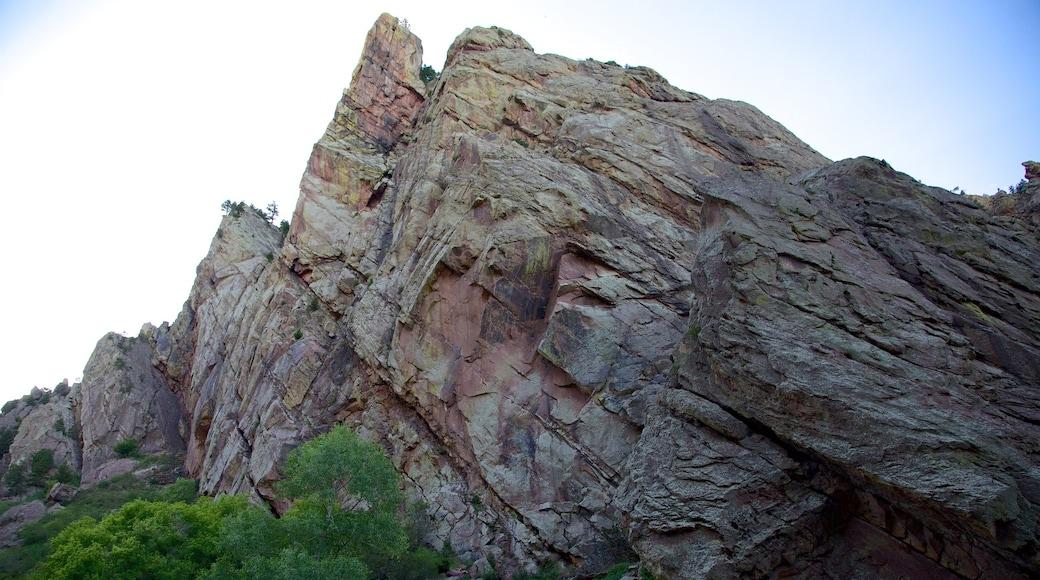 Eldorado Canyon State Park featuring mountains