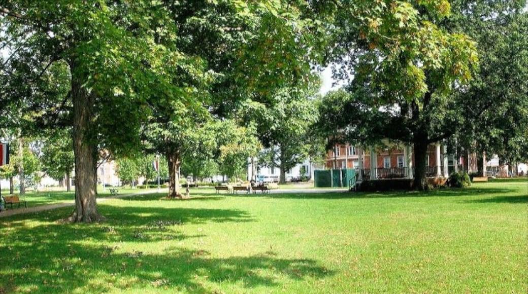 코네티컷 을 특징 공원