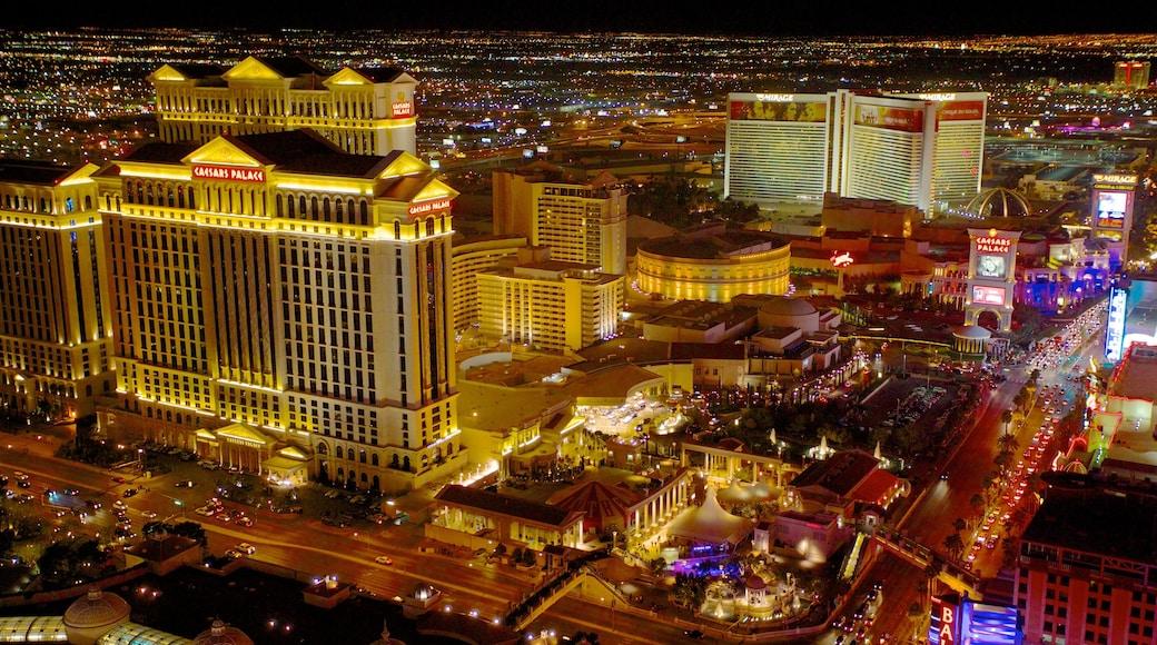 Nevada bevat hoogbouw, nachtleven en een stad