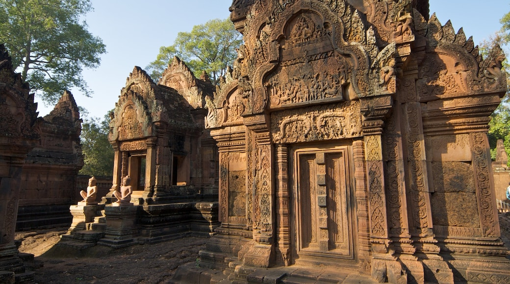 柬埔寨 其中包括 遺址 和 廟宇或禮拜堂