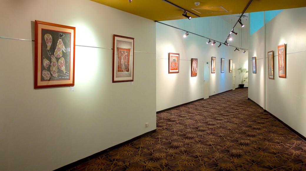 Jabiru which includes art