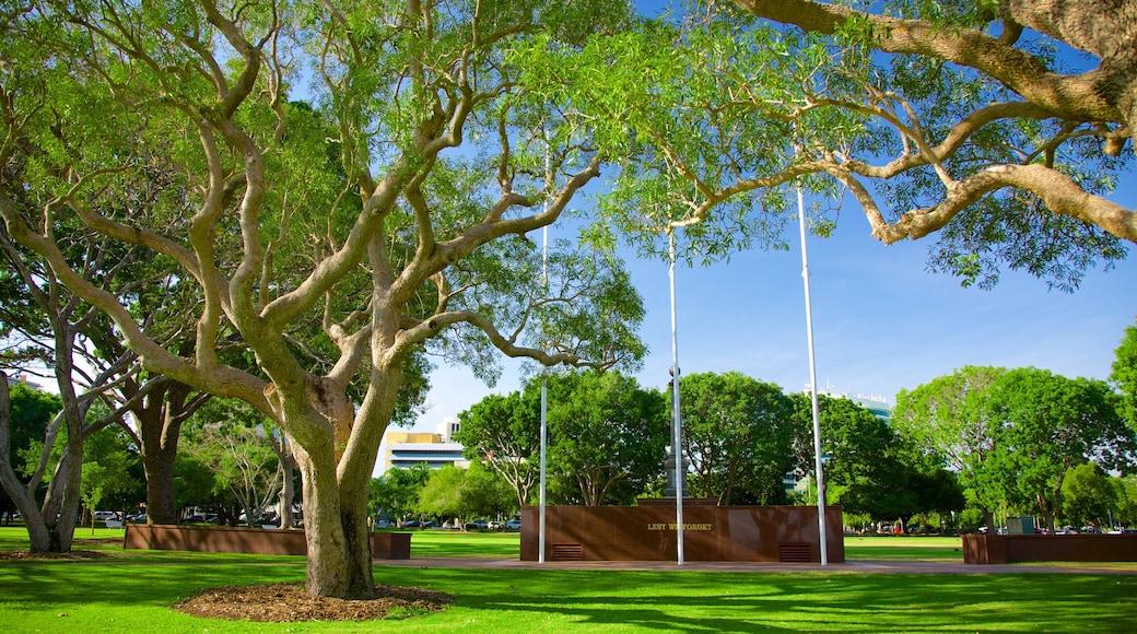 Bicentennial Park which includes a park