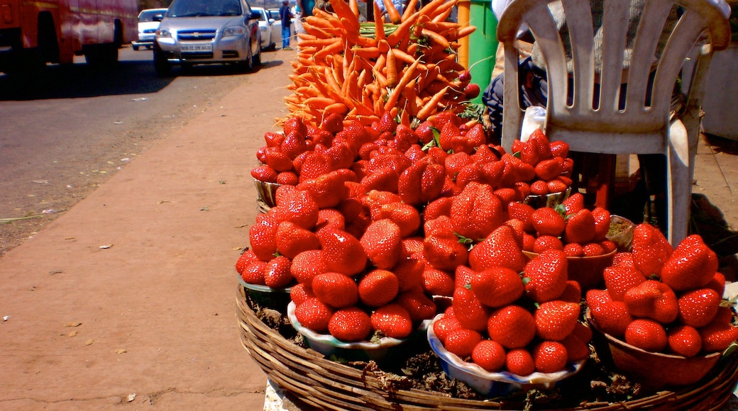 Mahabaleshwar which includes food