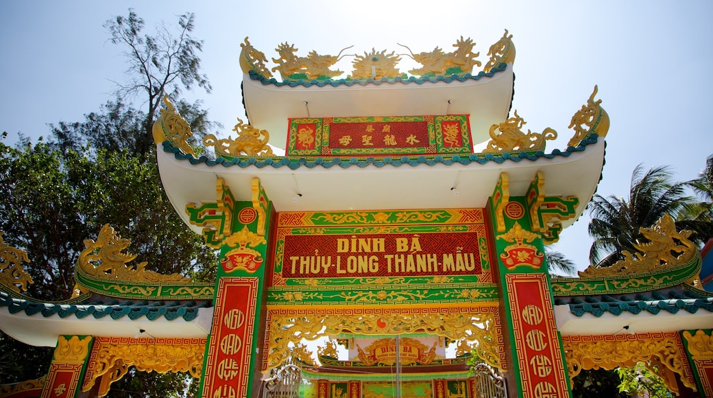 Vietnam which includes a temple or place of worship