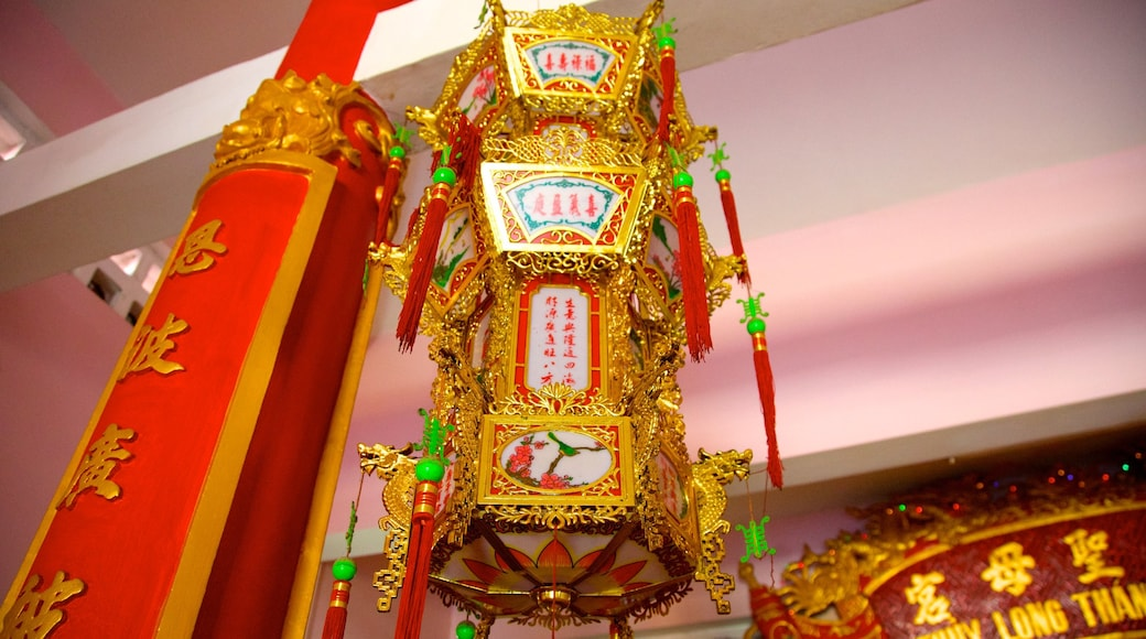 Vietnam which includes religious elements