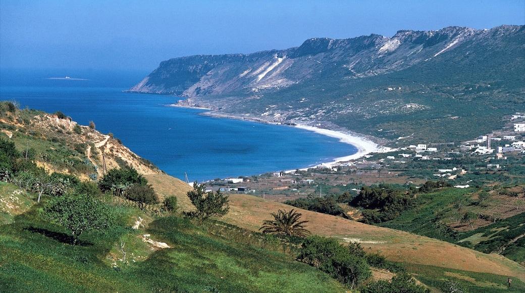 Tunisien presenterar en kuststad