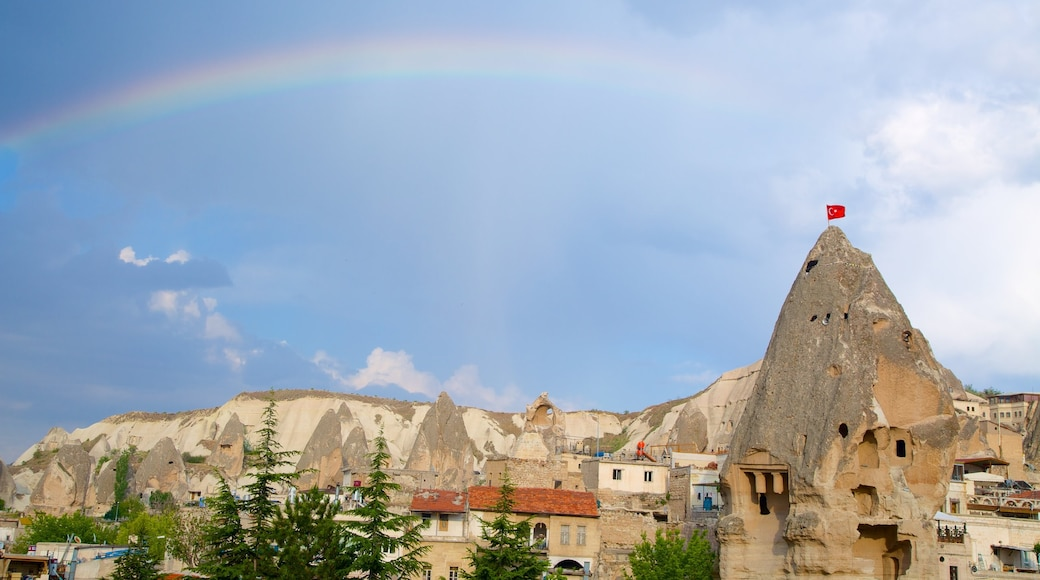 Cappadocia showing heritage architecture