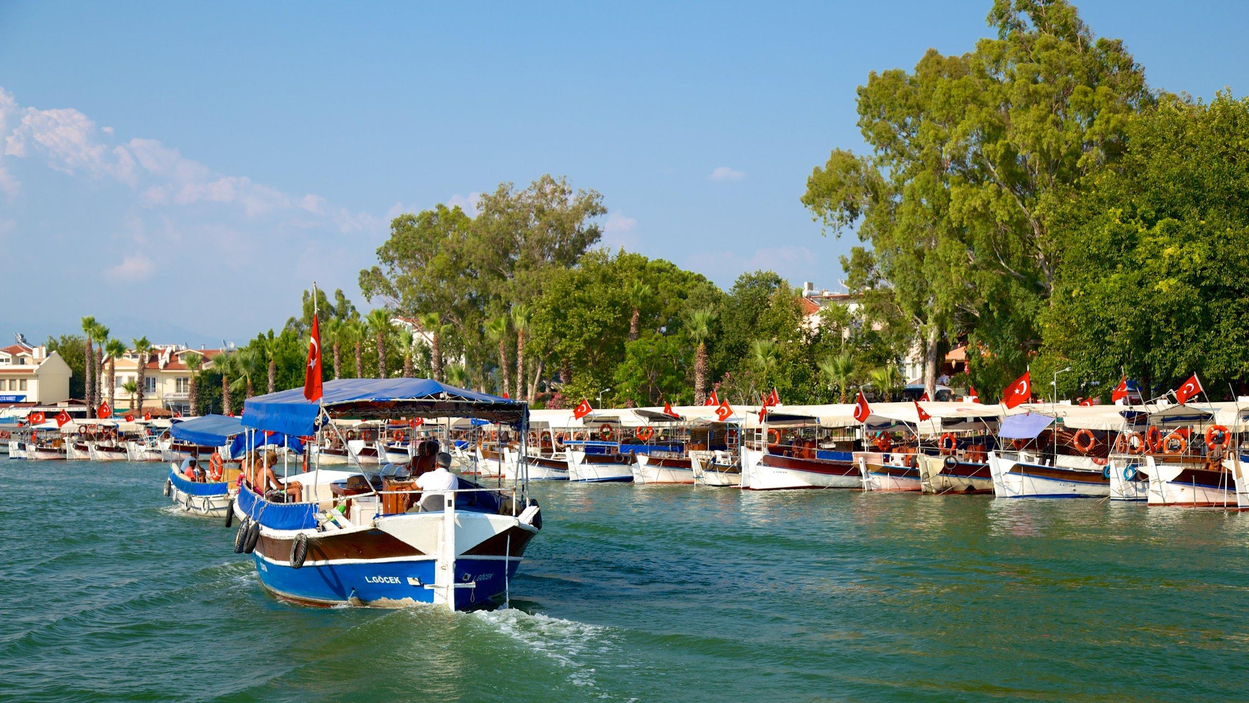 Dalyan, Ortaca, Mugla, Turkey