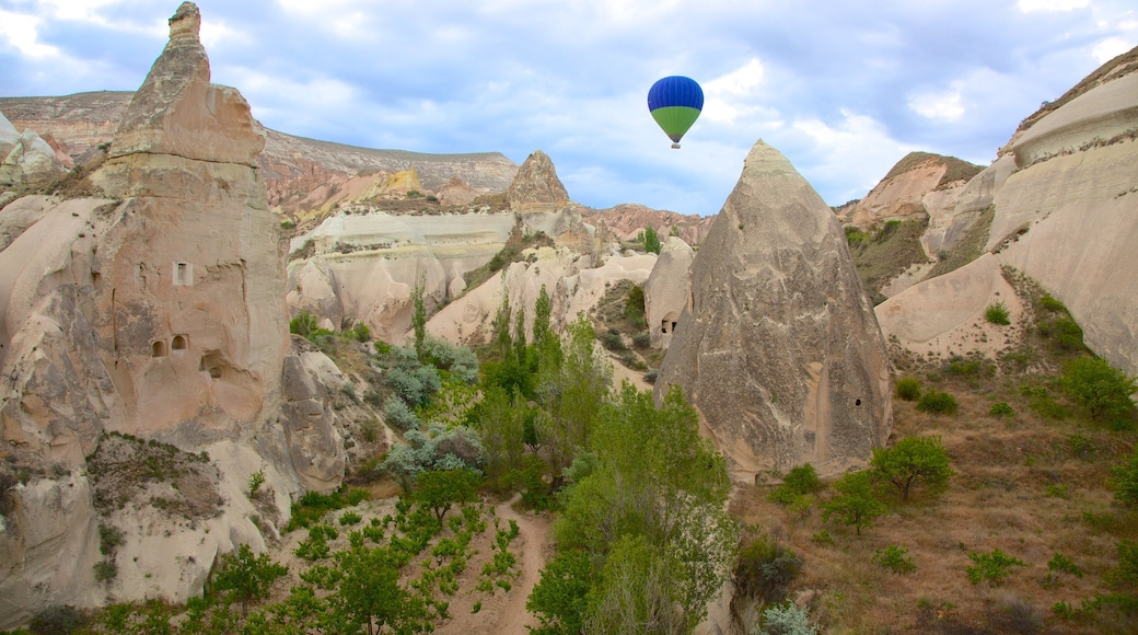 Rose Valley which includes ballooning