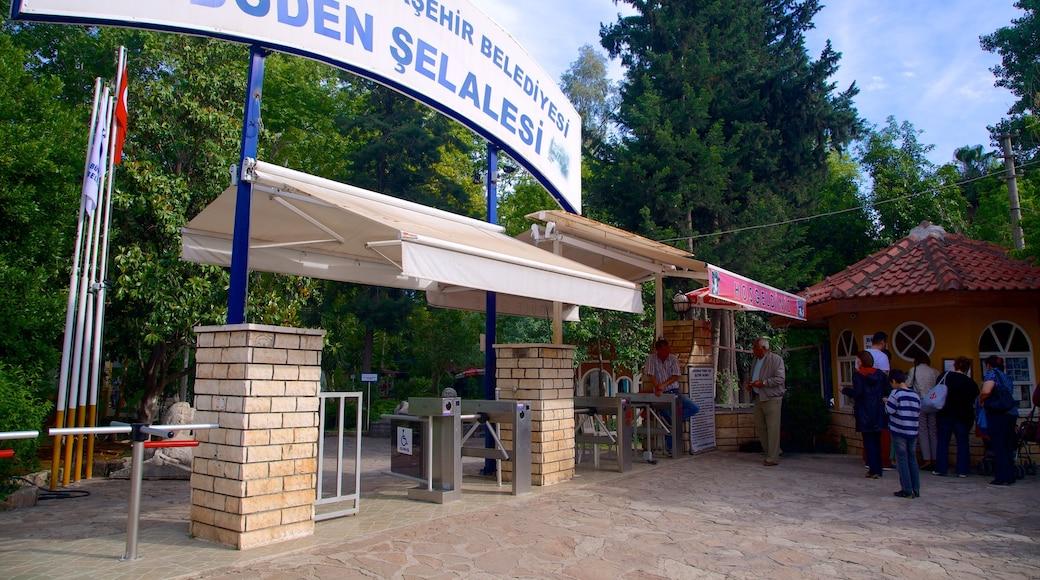 Antalya welches beinhaltet Beschilderung
