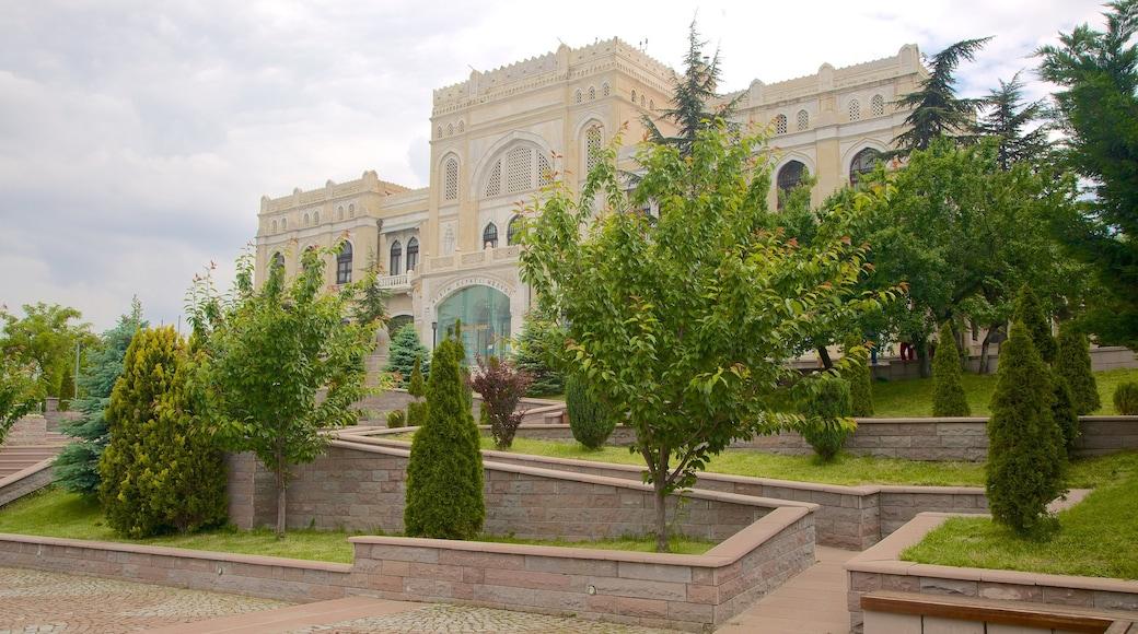 Museo Estatal de Arte y Escultura ofreciendo patrimonio de arquitectura