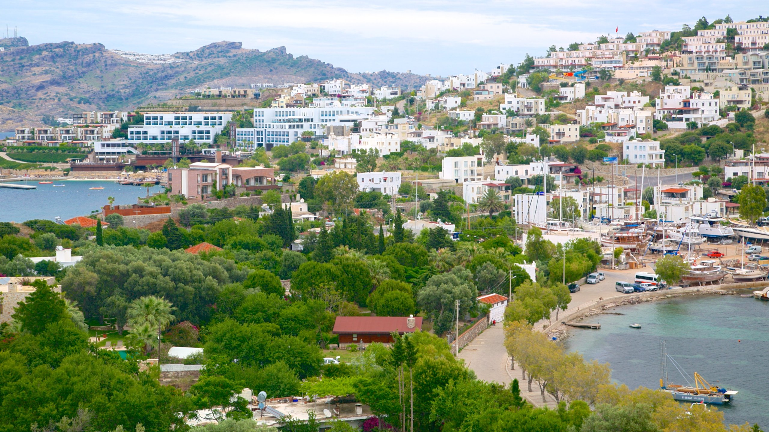 Yalikavak, Bodrum, Mugla, Turkey