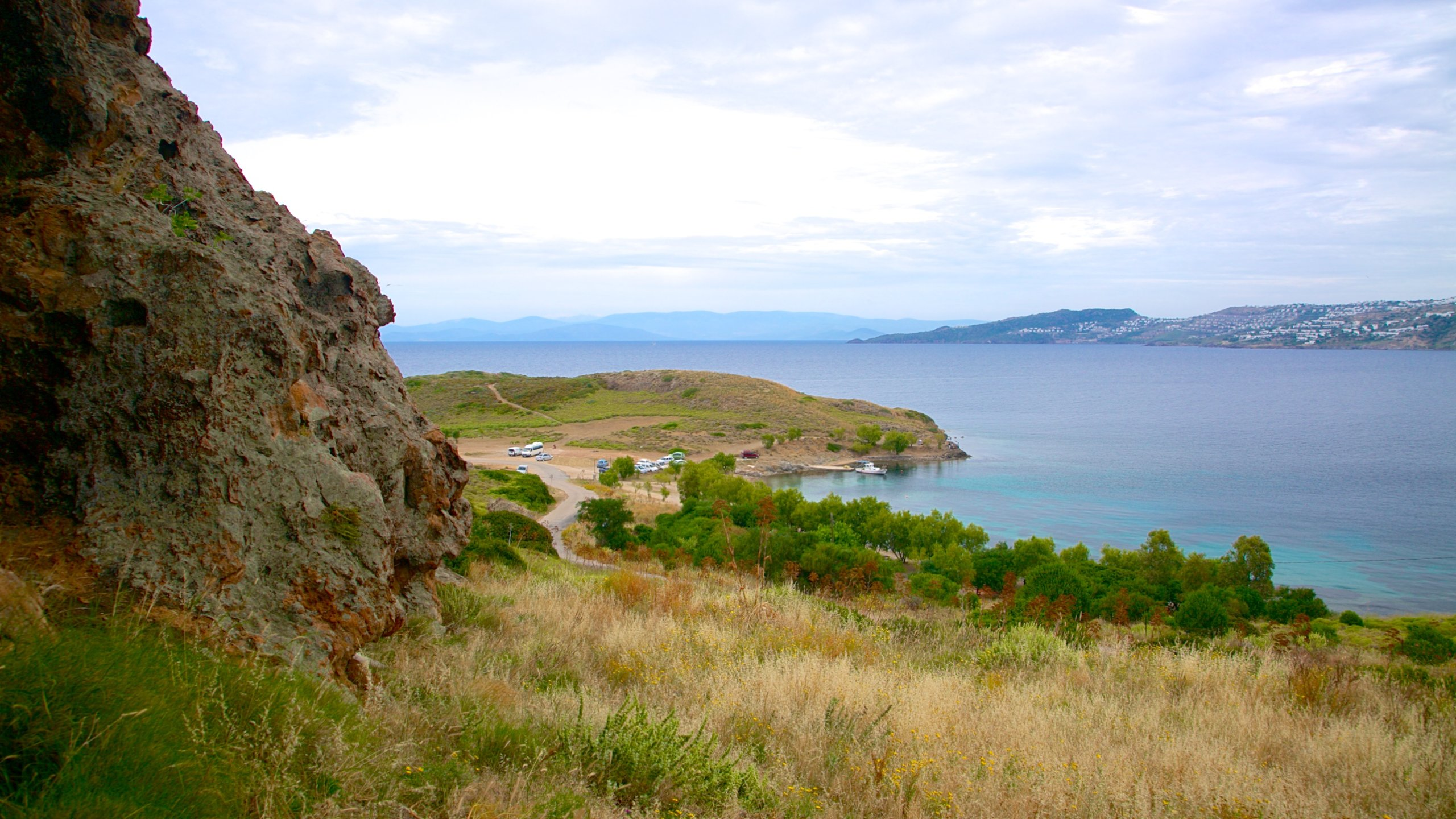 Yalikavak Beach, Bodrum, Mugla, Turkey