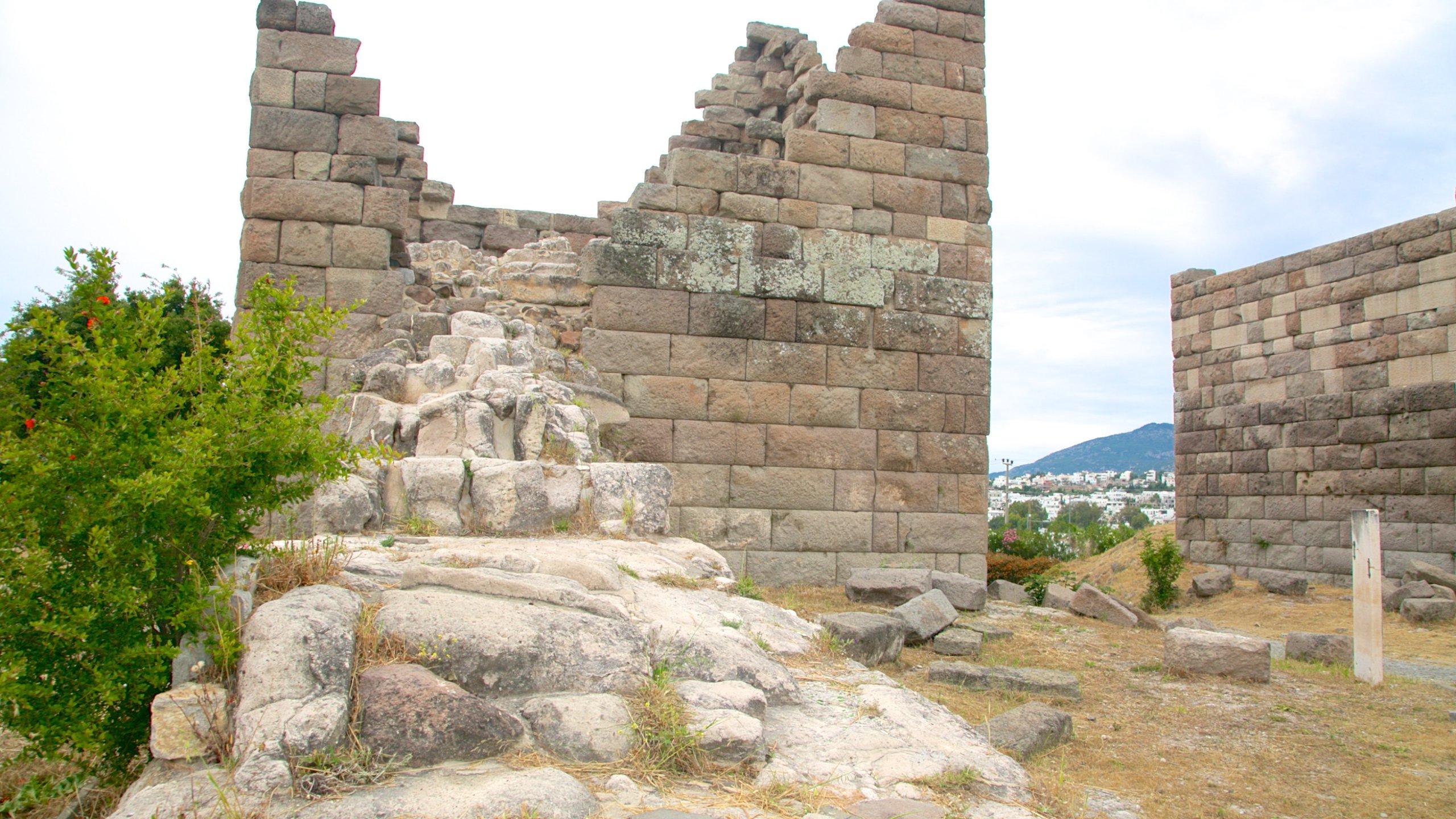 Myndos Gate, Bodrum, Mugla, Turkey