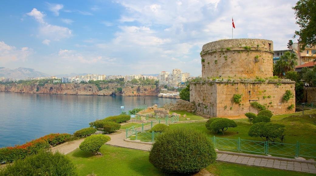 Stadtzentrum von Antalya