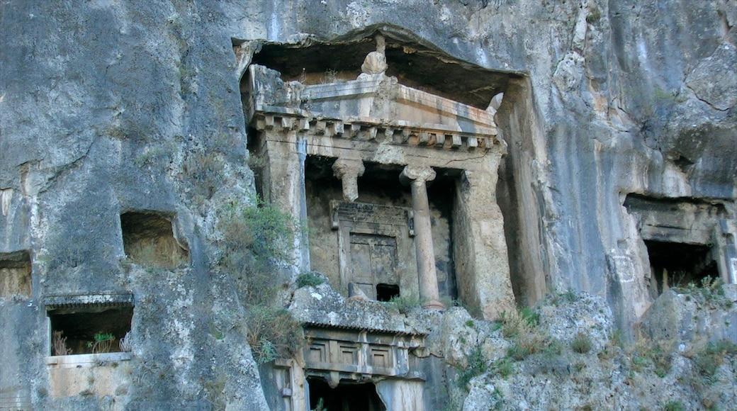 Turkey which includes a ruin
