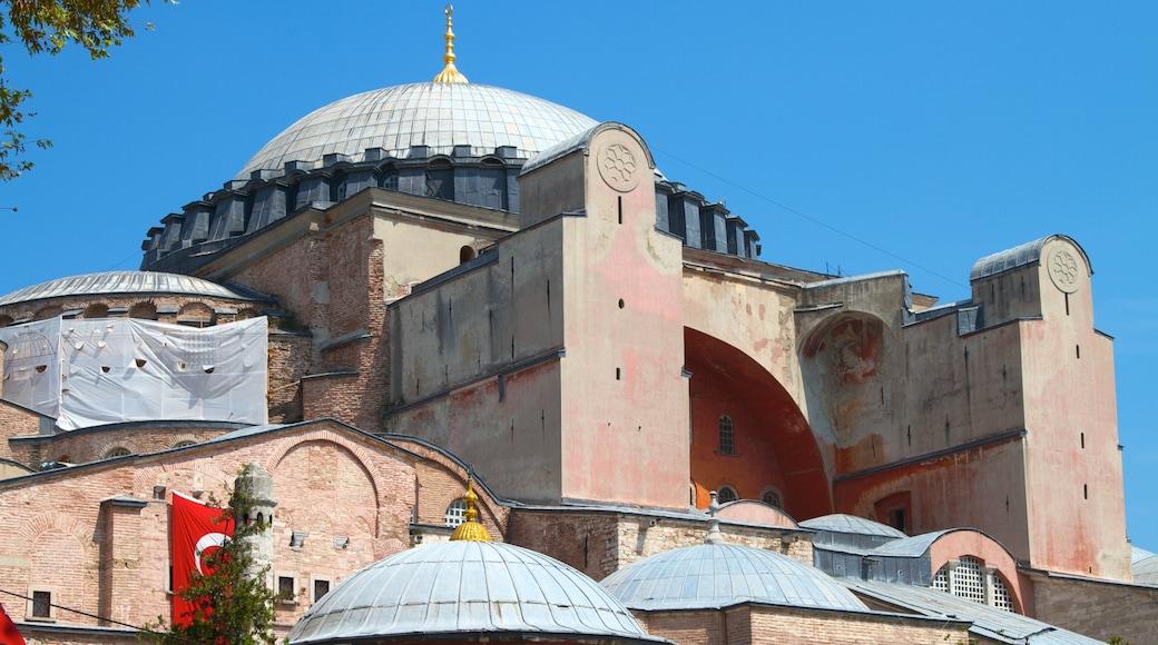Turkey featuring heritage architecture