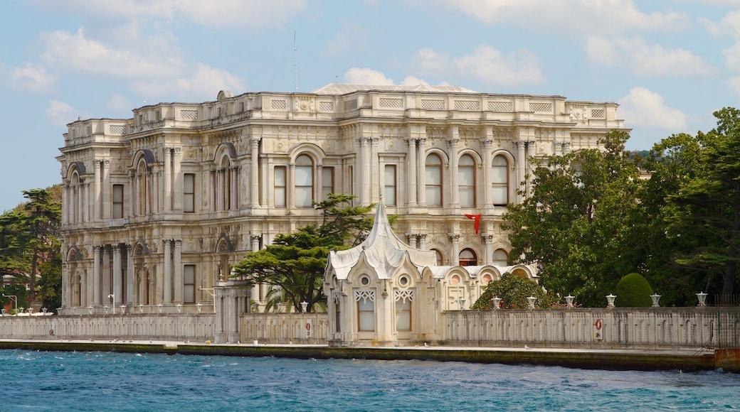 Turquia caracterizando arquitetura de patrimônio