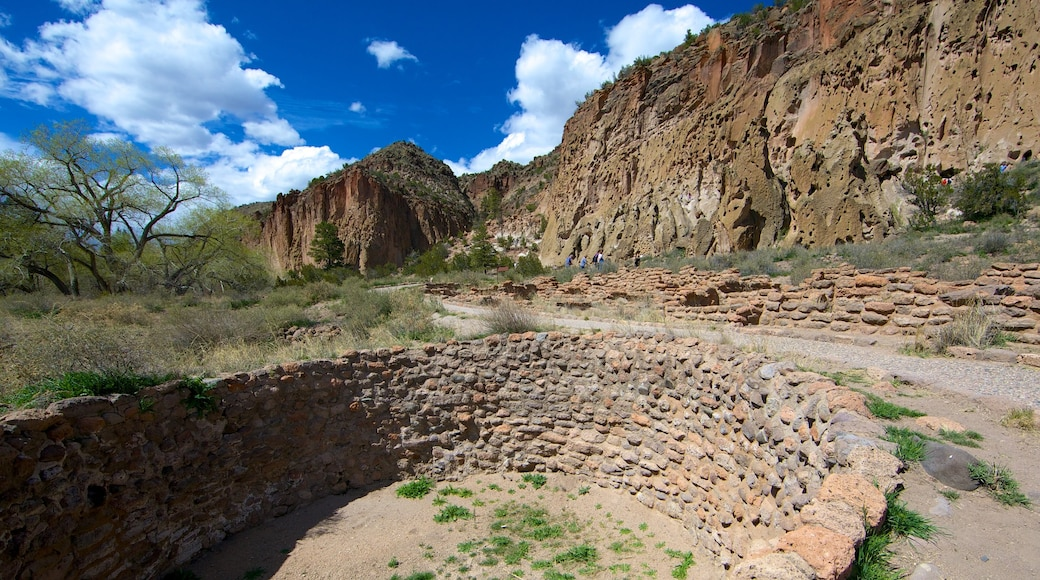 Bandelier National Monument which includes tranquil scenes
