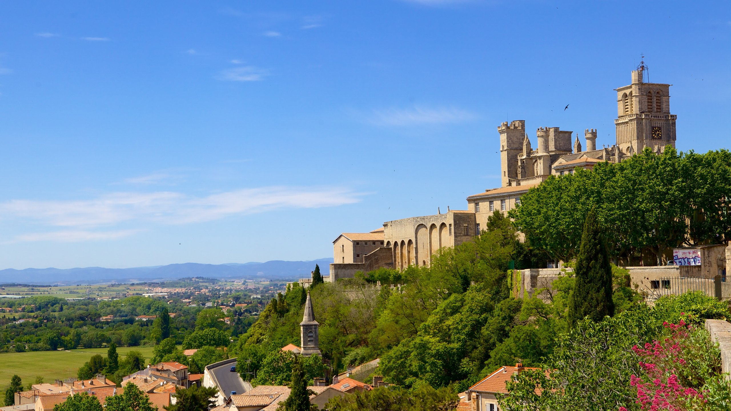 Beziers, Herault, France