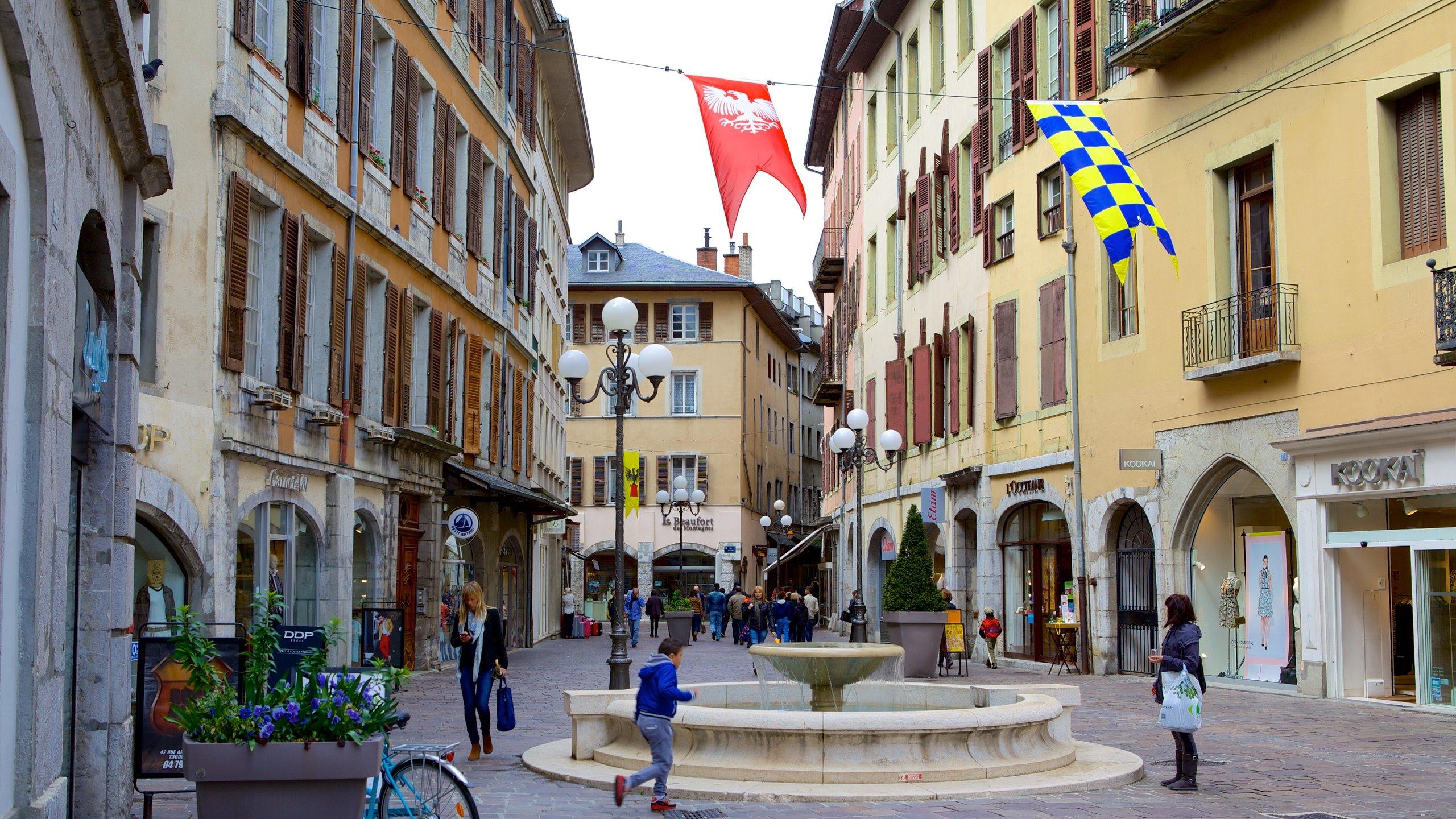 Chambéry, Savoie (Département), Frankreich