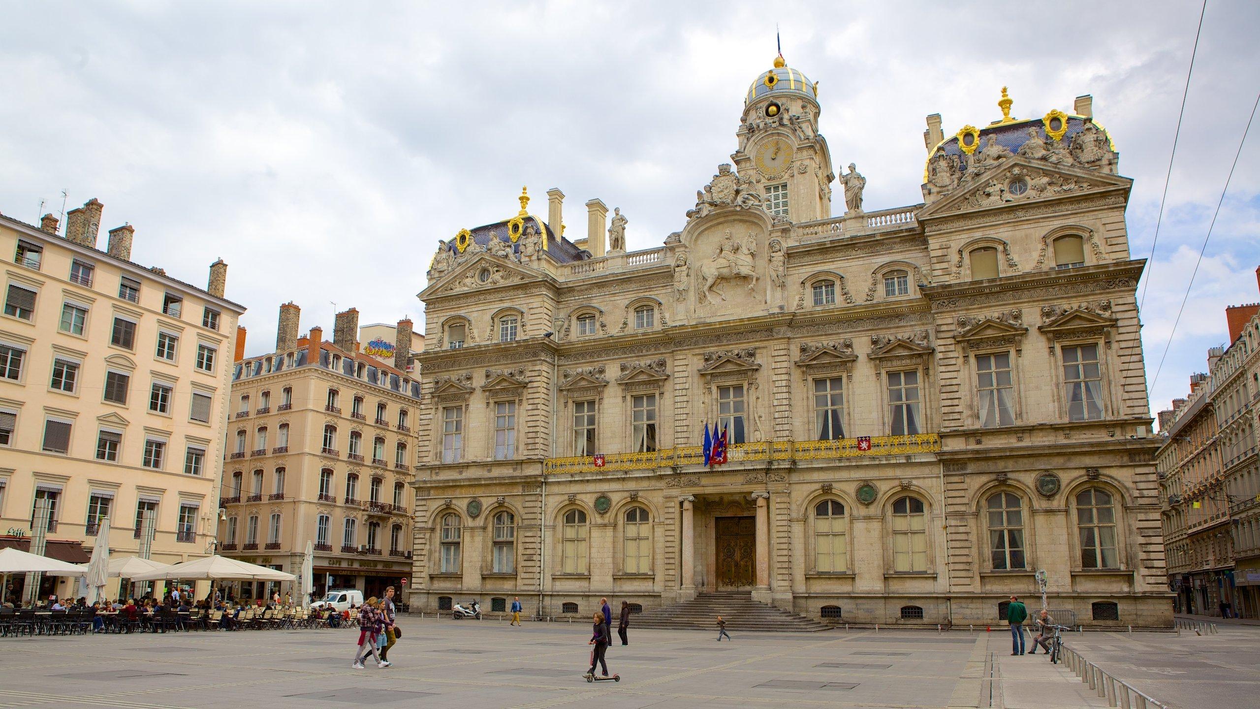 Rathaus Lyon, Lyon, Frankreich