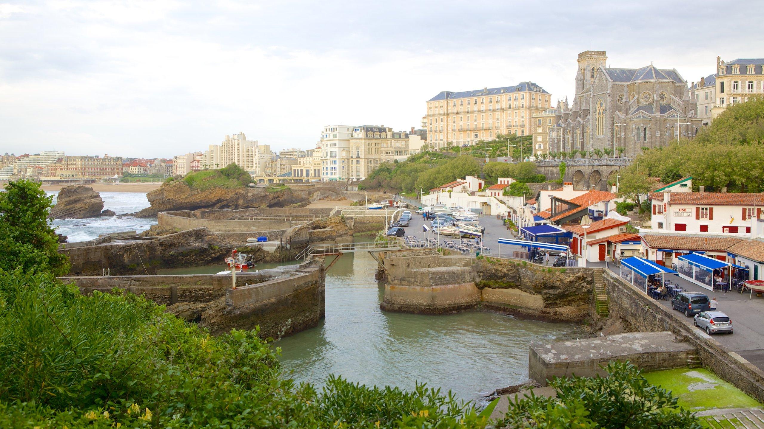Biarritz City Centre, Biarritz, Pyrenees-Atlantiques, France