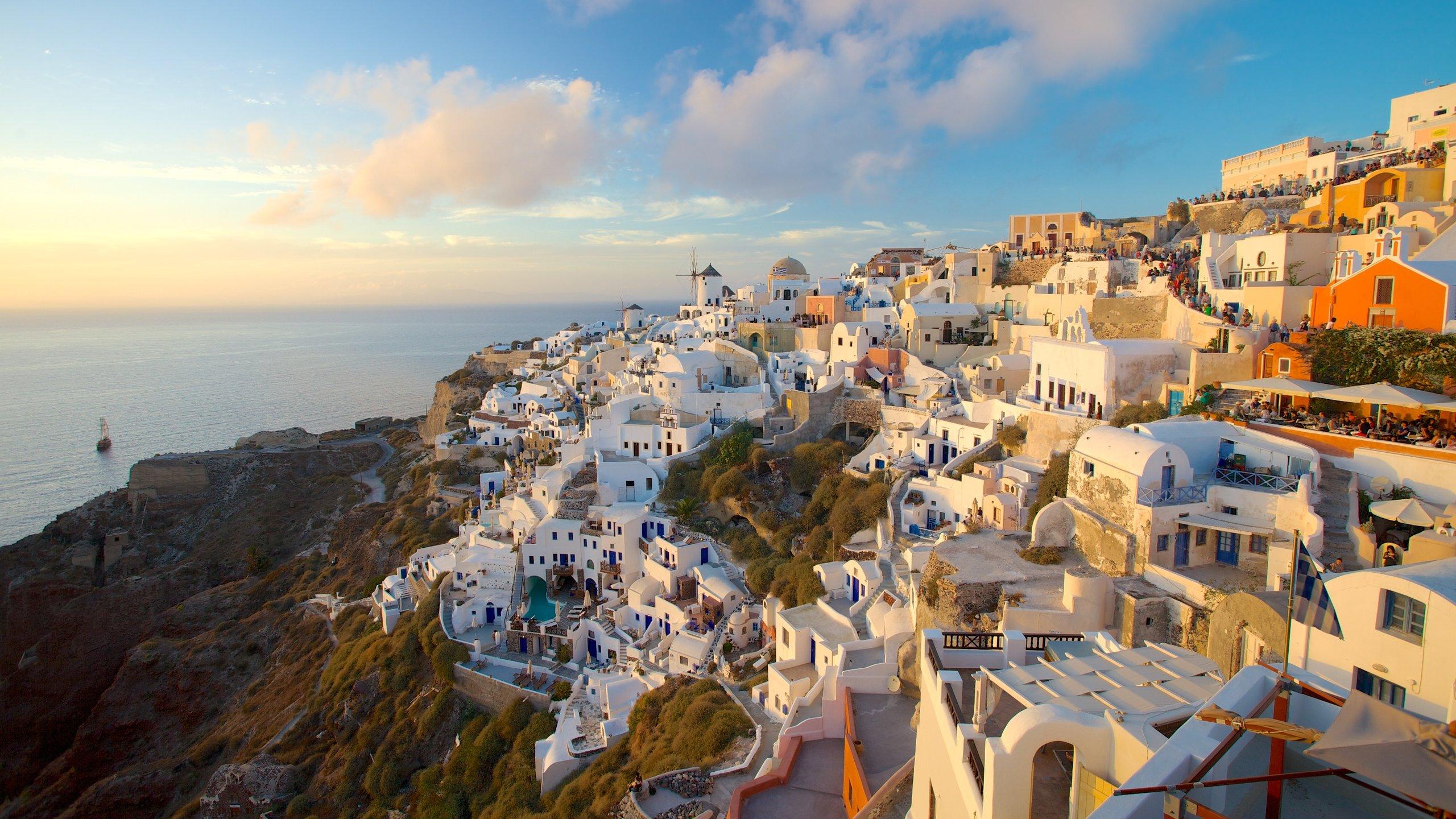 Oia, Santorini, South Aegean, Greece