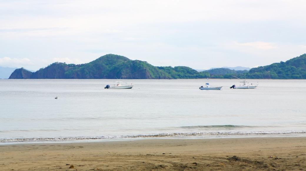Hermosa Bay Beach showing a sandy beach